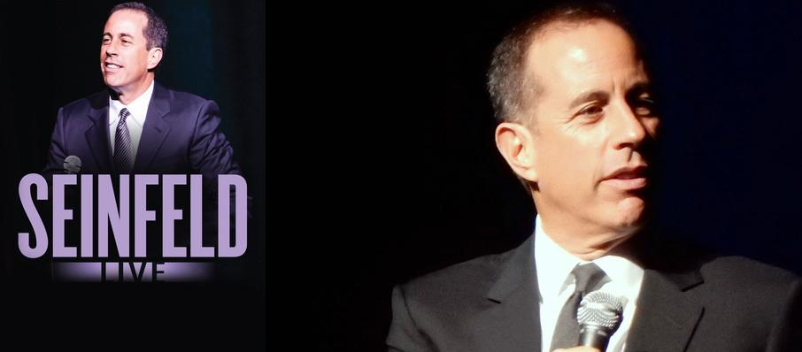 Jerry Seinfeld at Peoria Civic Center Theatre