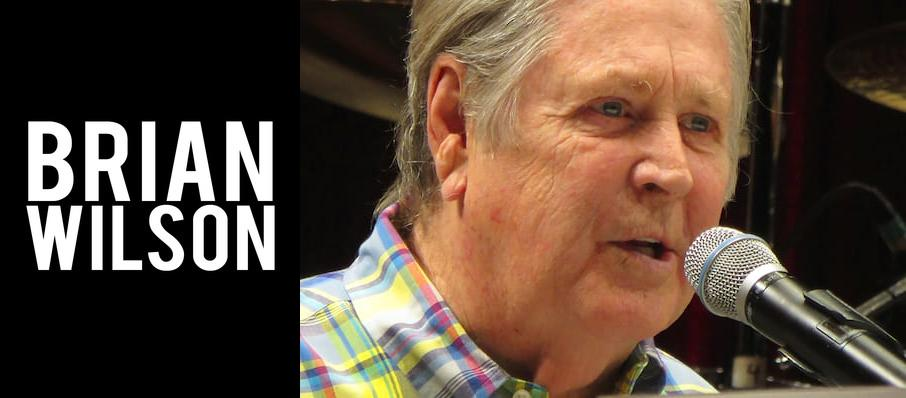 Brian Wilson at Peoria Civic Center Theatre