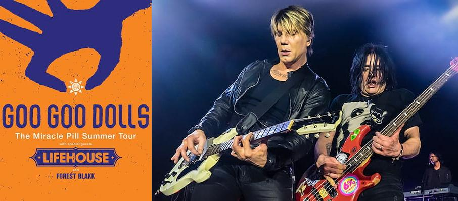 The Goo Goo Dolls at Peoria Civic Center Arena