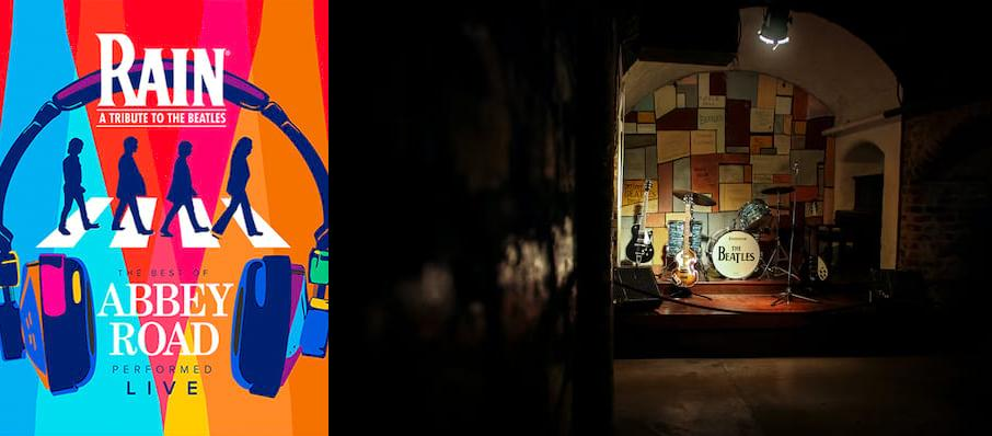 Rain - A Tribute to the Beatles at Peoria Civic Center Theatre