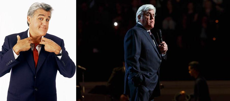 Jay Leno at Peoria Civic Center Theatre