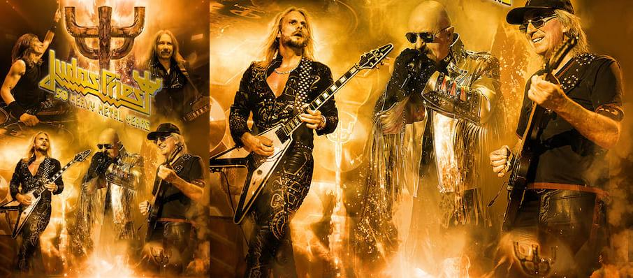 Judas Priest at U.S. Cellular Coliseum