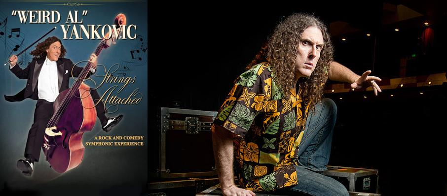 Weird Al Yankovic at Peoria Civic Center Arena