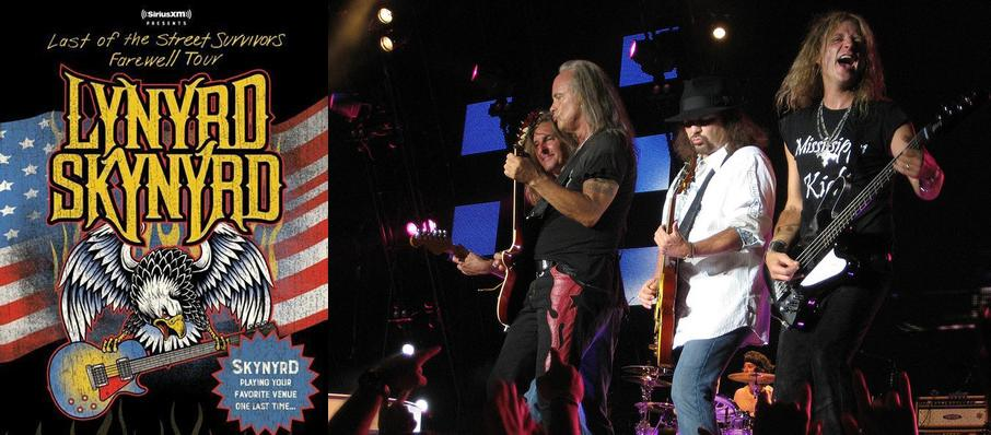Lynyrd Skynyrd at Peoria Civic Center Arena
