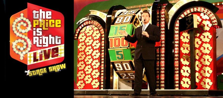 The Price Is Right - Live Stage Show at Peoria Civic Center Theatre