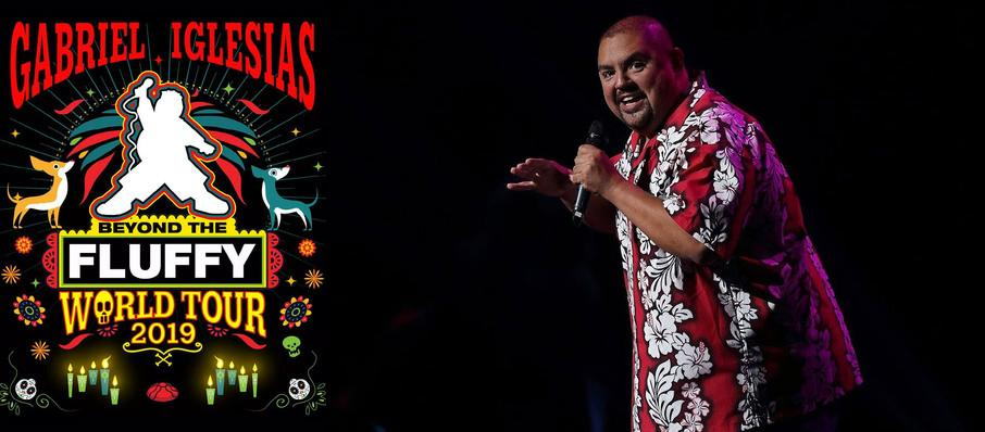 Gabriel Iglesias at Peoria Civic Center Theatre
