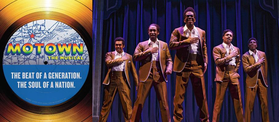Motown - The Musical at Peoria Civic Center Theatre