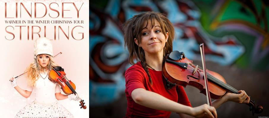 Lindsey Stirling at U.S. Cellular Coliseum