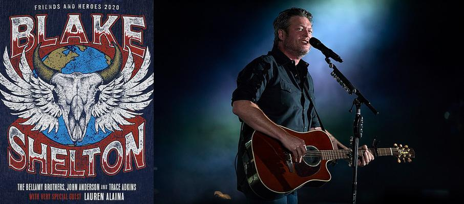 Blake Shelton at Peoria Civic Center Arena