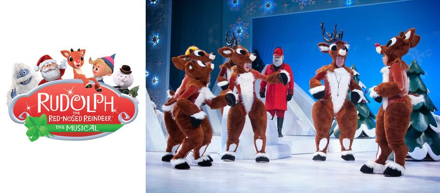 Rudolph the Red-Nosed Reindeer at Peoria Civic Center Theatre