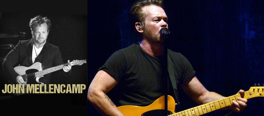 John Mellencamp at Peoria Civic Center Theatre