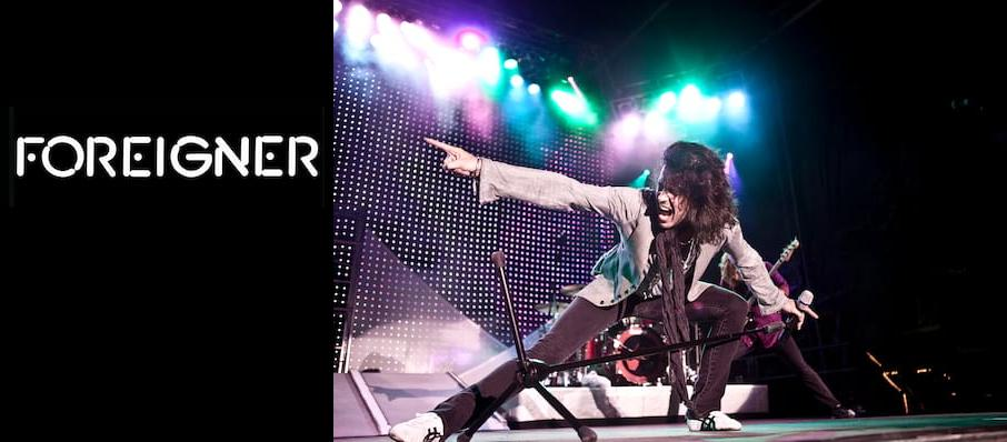 Foreigner at Peoria Civic Center Arena