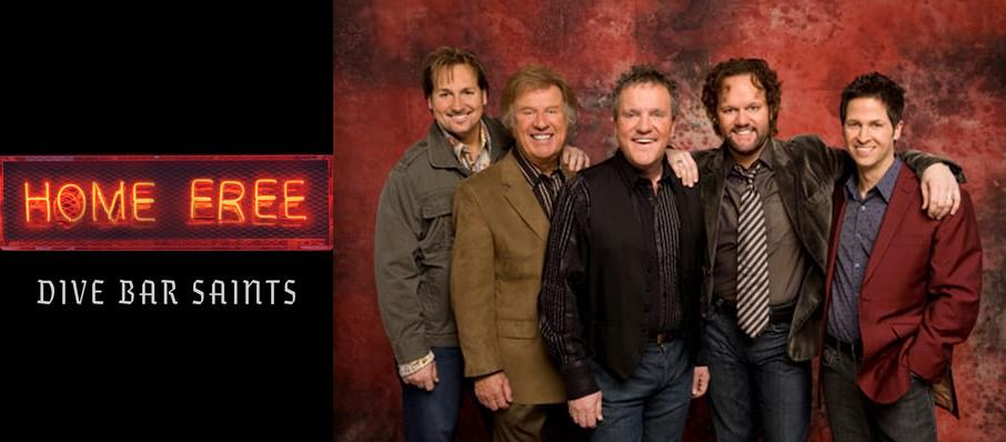 Home Free Vocal Band at Peoria Civic Center Theatre