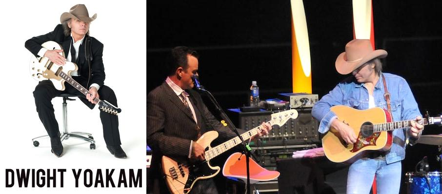 Dwight Yoakam at Peoria Civic Center Theatre