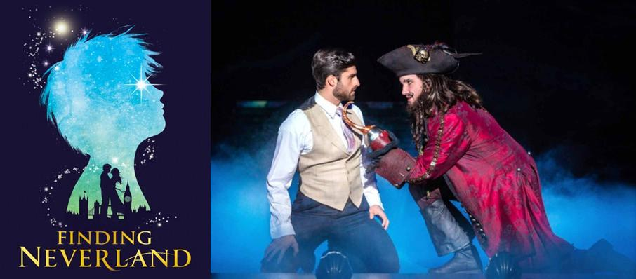 Finding Neverland at Peoria Civic Center Theatre