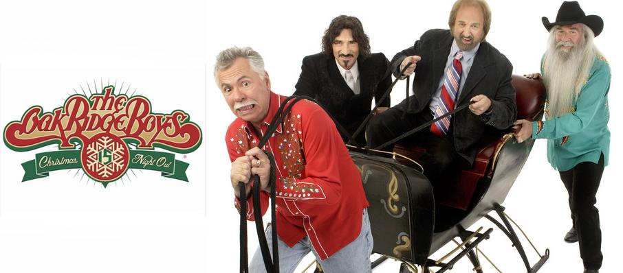 The Oak Ridge Boys Christmas Show at Peoria Civic Center Theatre
