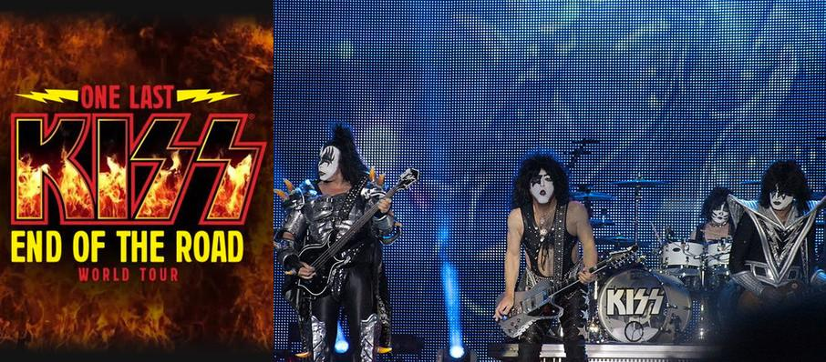 KISS at Peoria Civic Center Arena