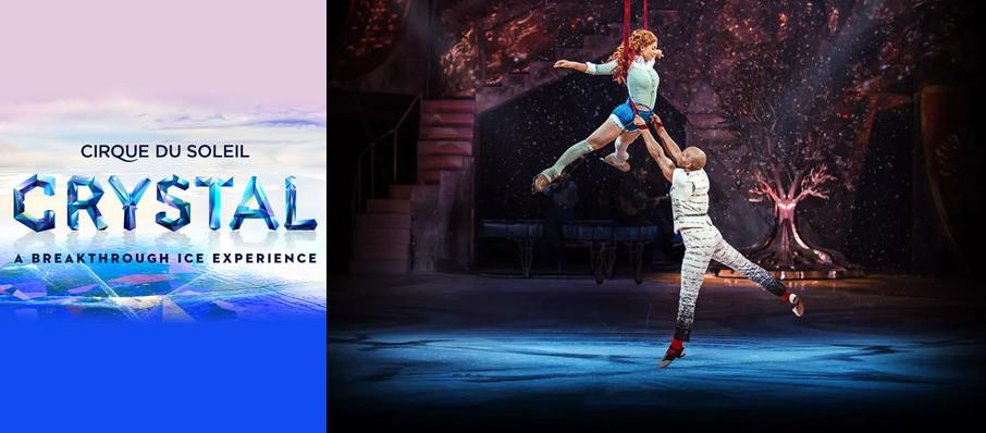 Cirque Du Soleil - Crystal at Peoria Civic Center Arena