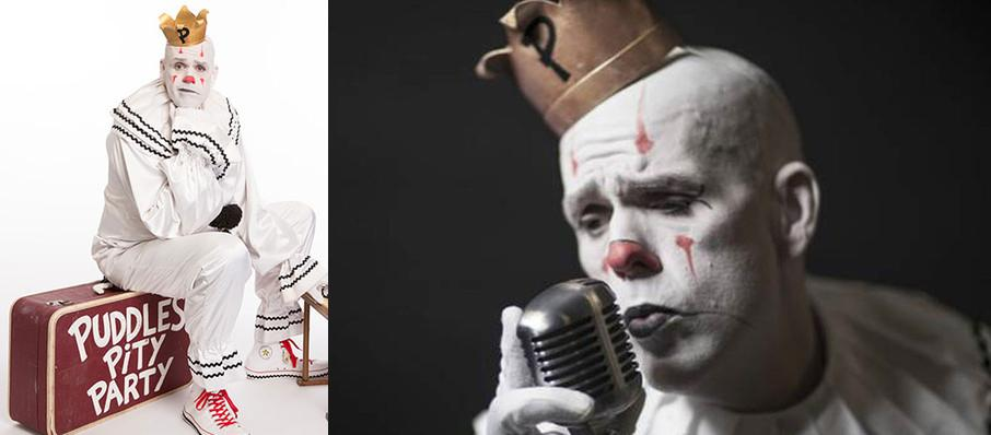 Puddles Pity Party at Monarch Music Hall