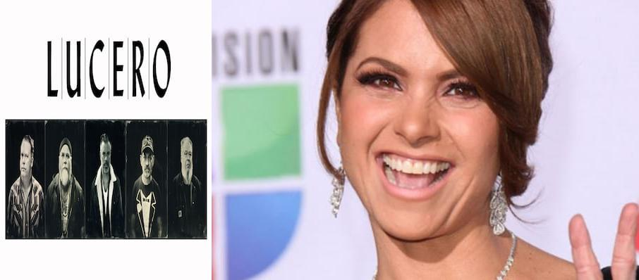 Lucero at Monarch Music Hall