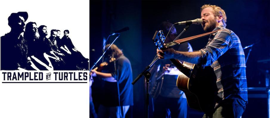 Trampled by Turtles at The Castle Theatre