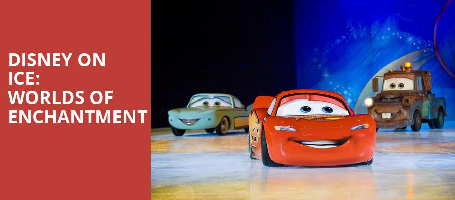 Disney On Ice Worlds of Enchantment, Peoria Civic Center Arena, Peoria