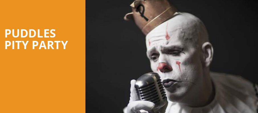 Puddles Pity Party, Monarch Music Hall, Peoria